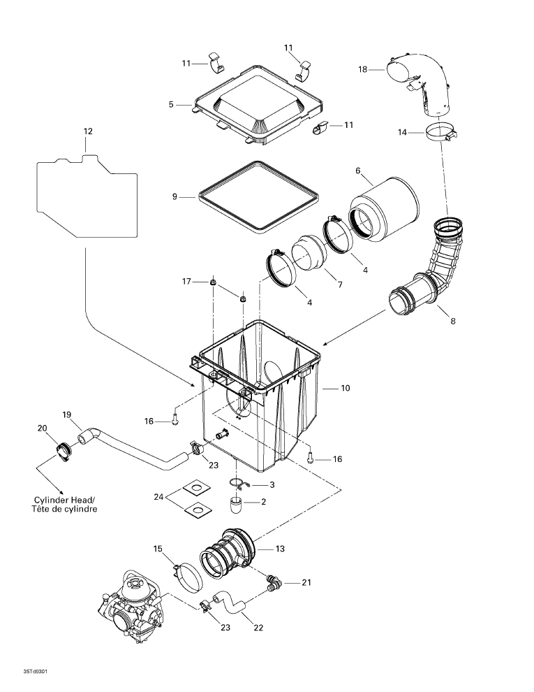 KTM Hobart Extreme Atv's Quest 650 2003 Air Intake Silencer Ignition System Wiring Diagram: Wiring Diagram Yamaha V Star 650 At Hrqsolutions.co