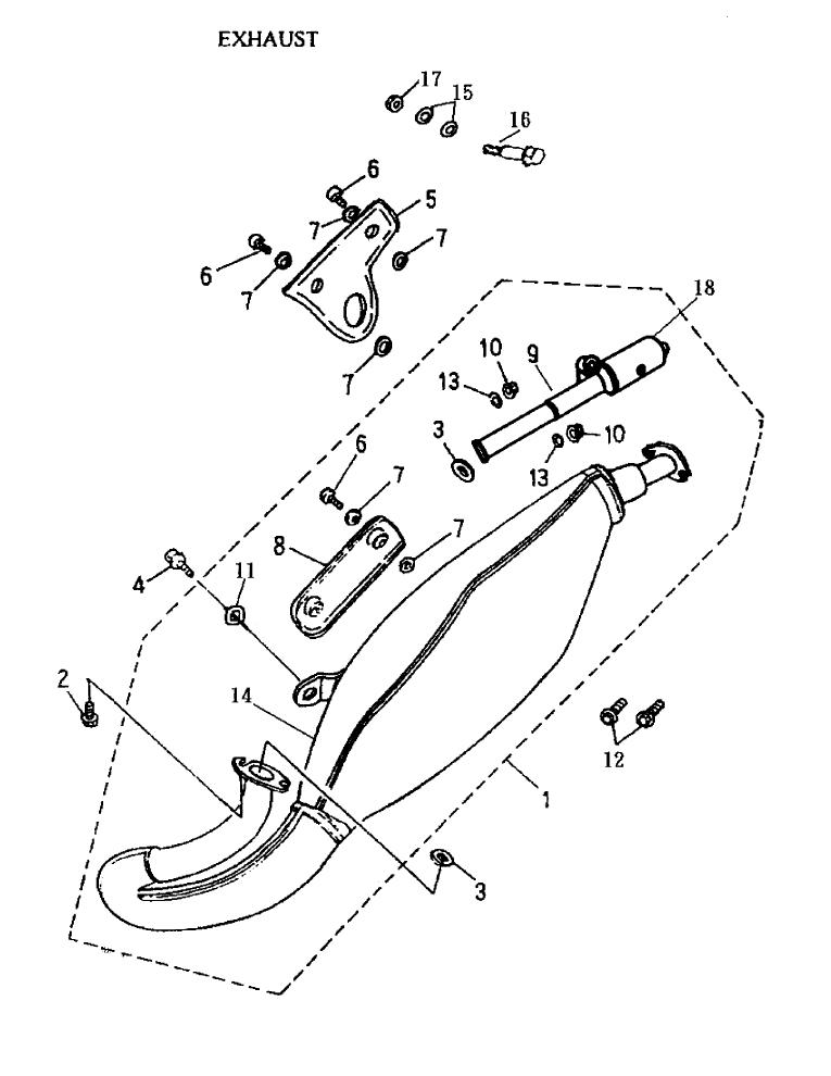 Ds650 Axle