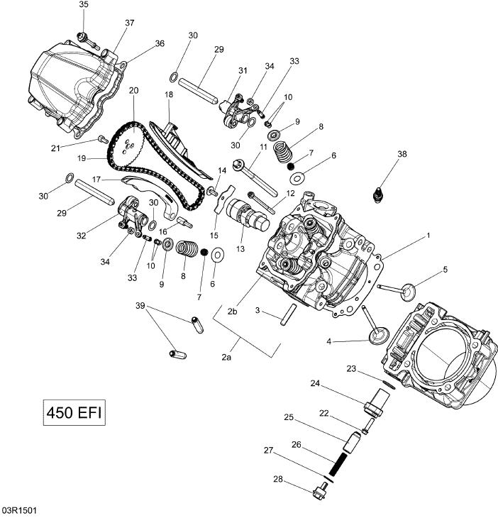 2 4l Ecotec Engine